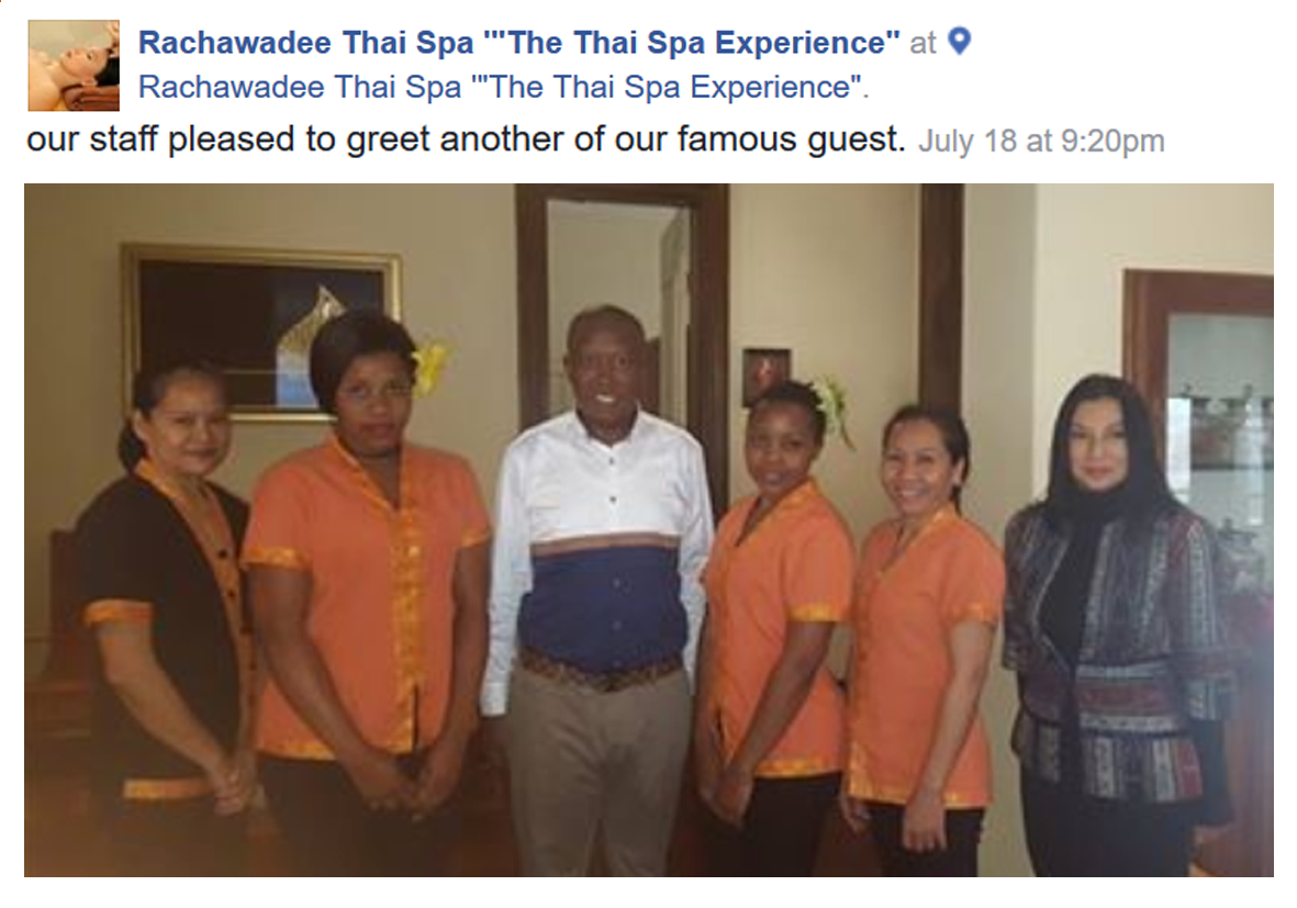 thaimassage happy ending review